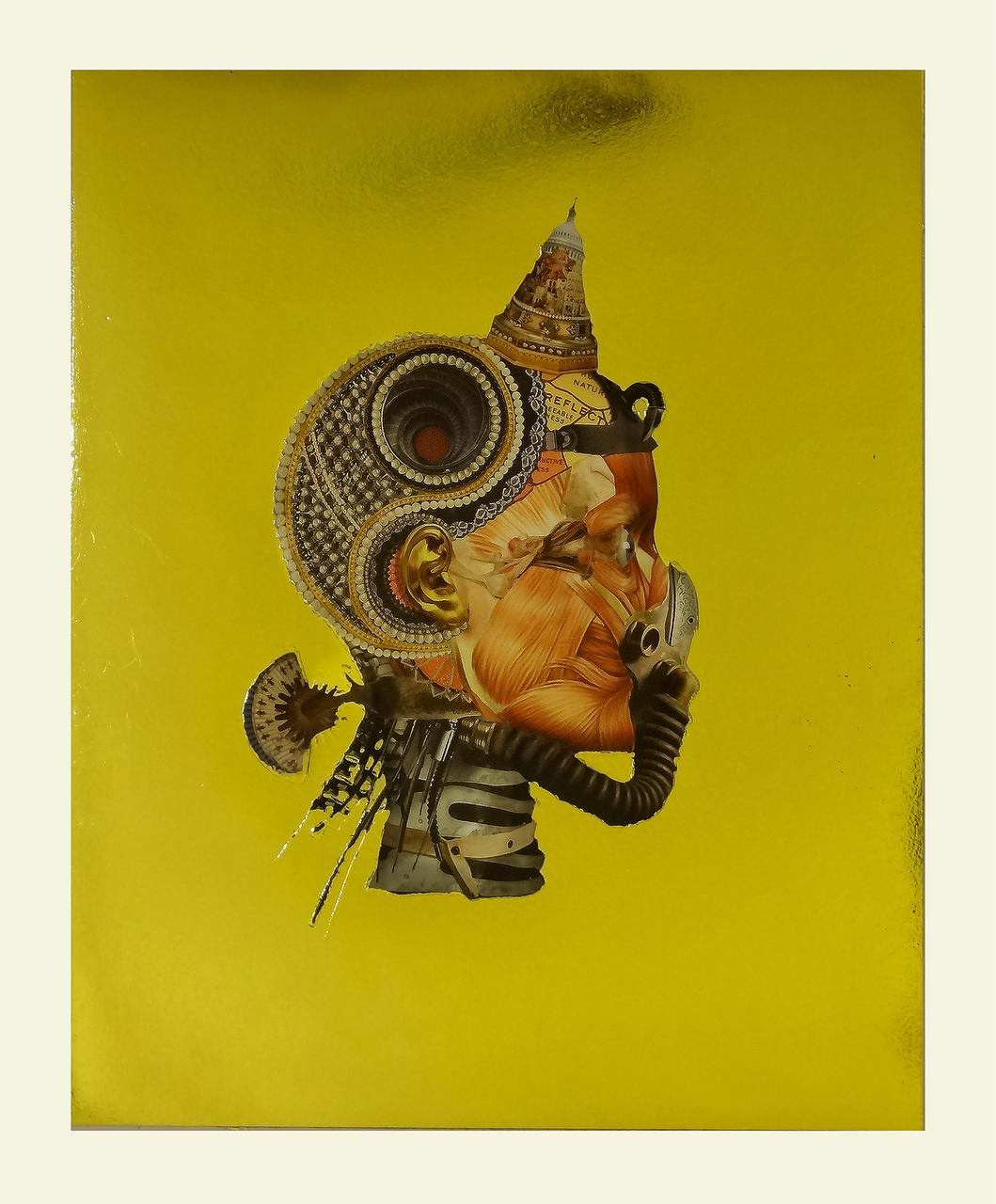 The Dukes of Urbino, digital print on Hahnemühle archival paper, 50 x 60 cm (each), 2014