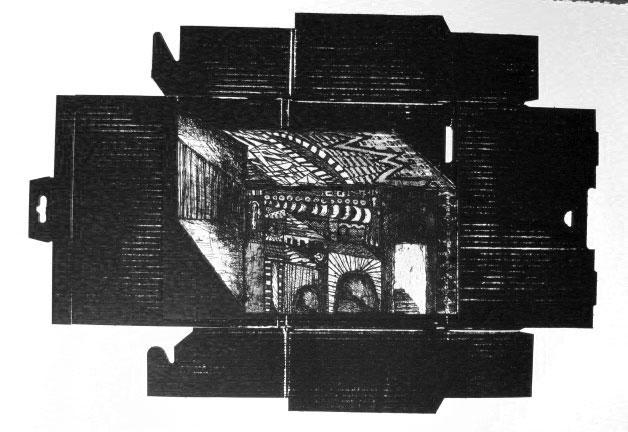 Memory Box I, 64 x 44.5 cm 2011