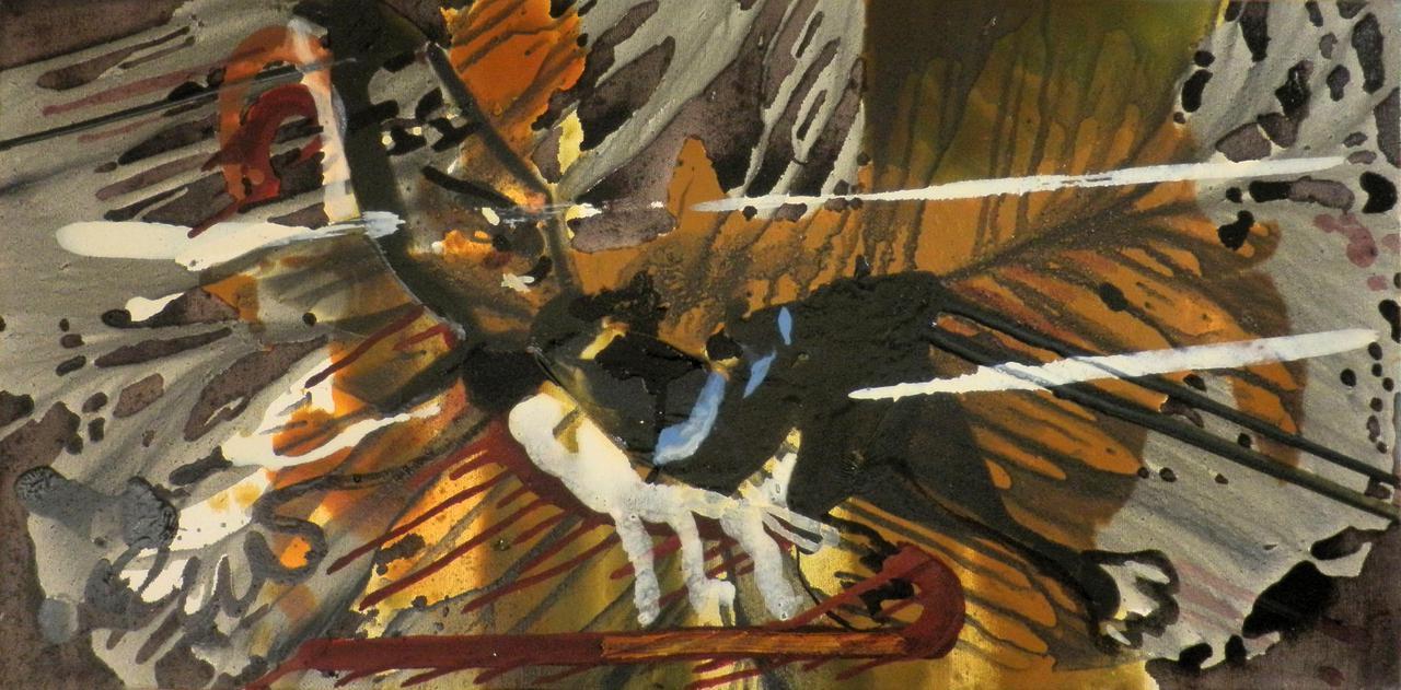 Haralabos Katsatsidis, Reclining woman, 66,6 cm x 33,3 cm, oil on canvas, 2016