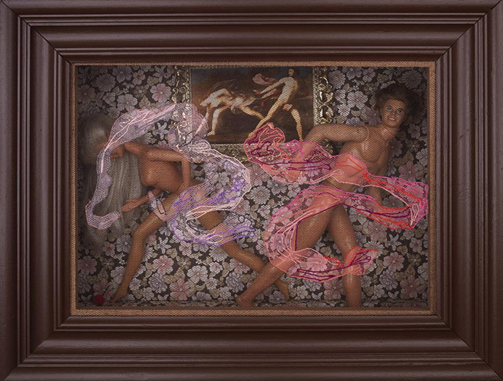 Dimitris Skourogiannis, Barbie MasterpieceAfter Guido Reni