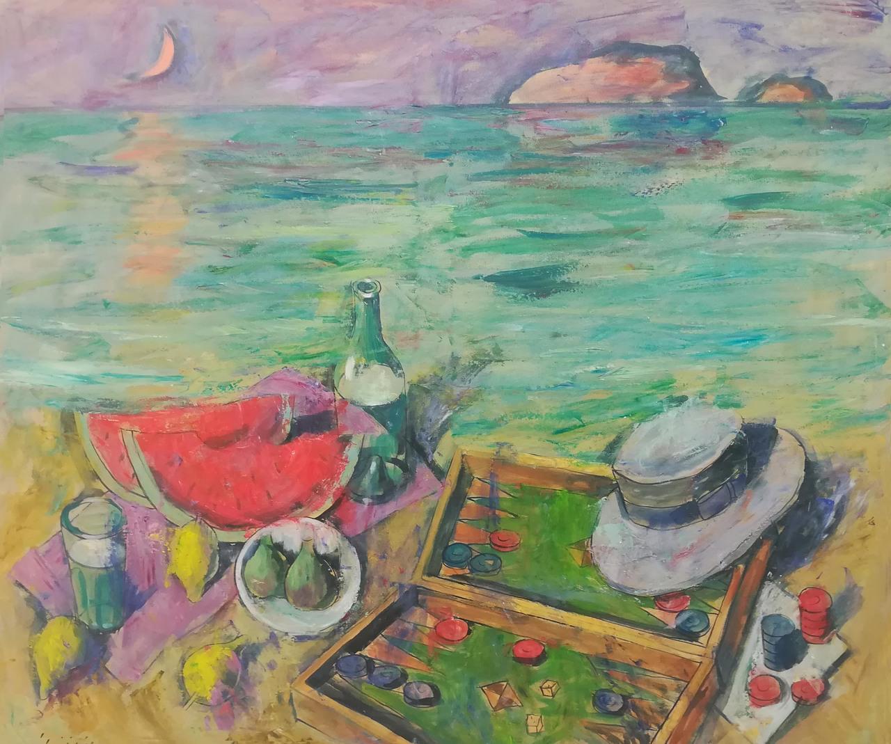 Pavlos Samios, 100 x 122 cm