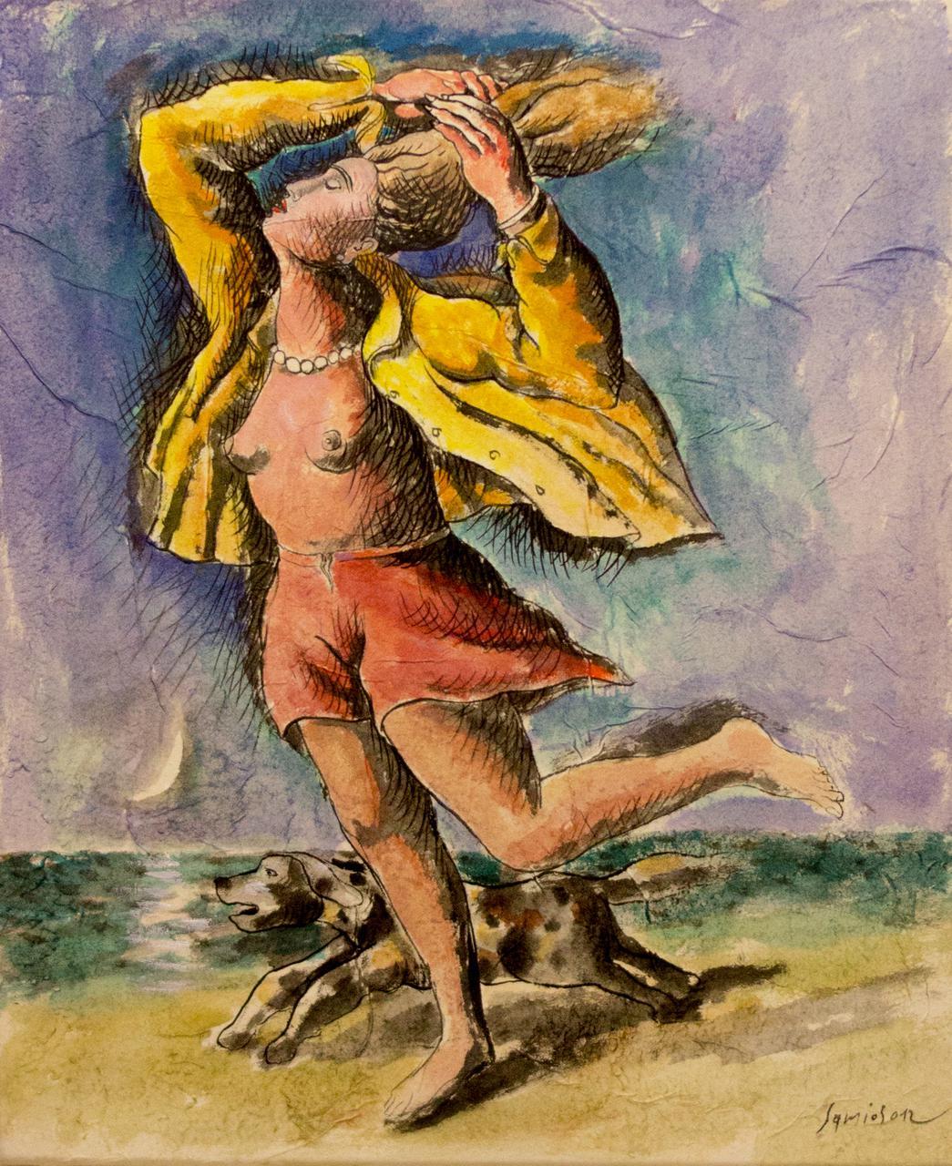 Pavlos Samios, 54.5 x 44.5 cm