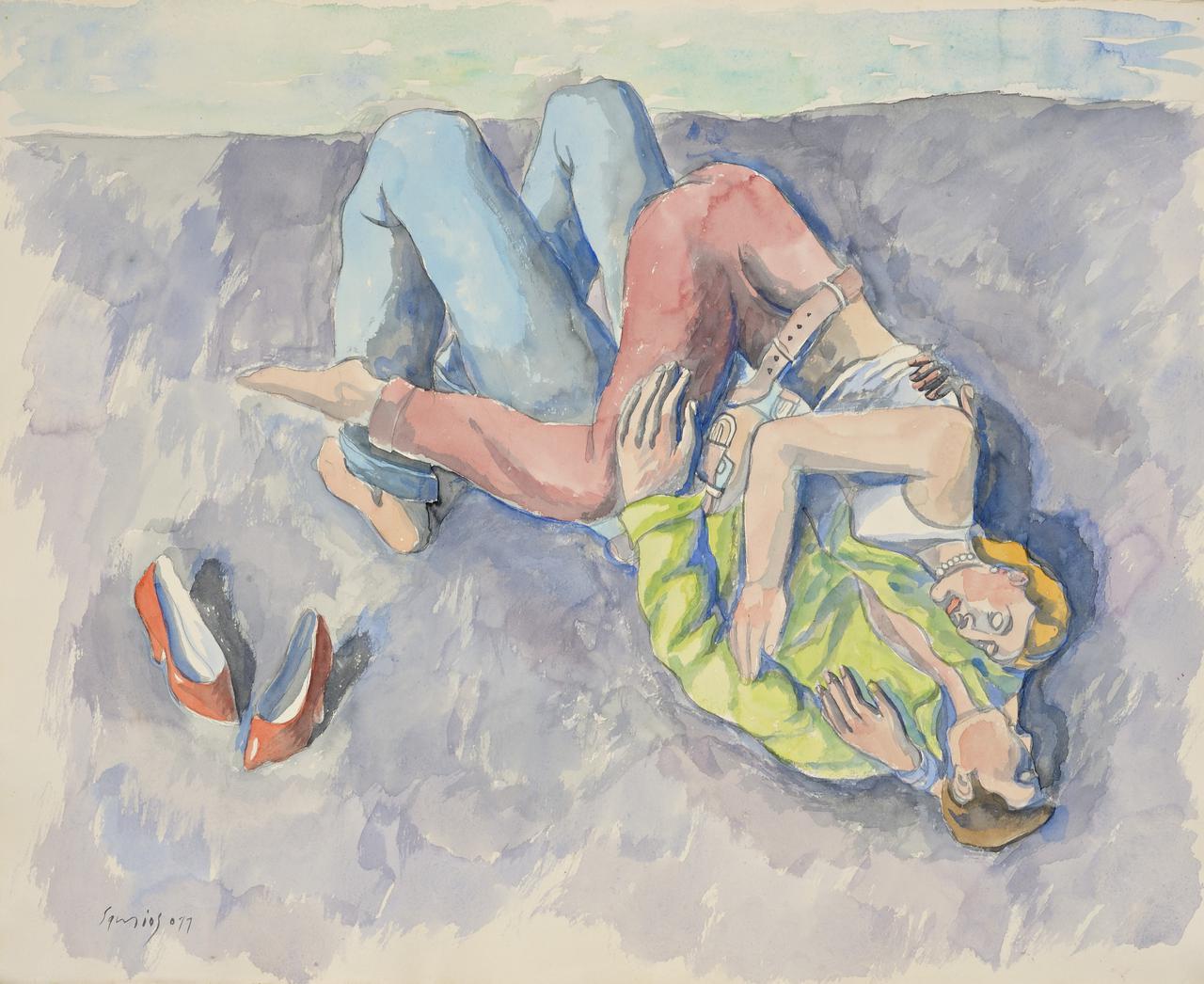 Pavlos Samios, 70 x 50 cm