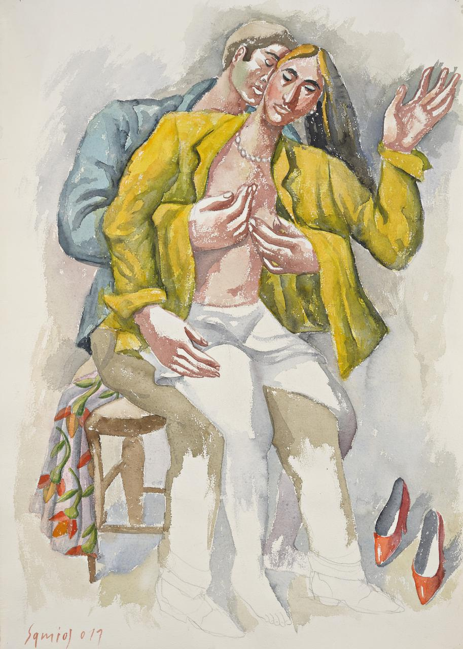 Pavlos Samios, 80 x60 cm