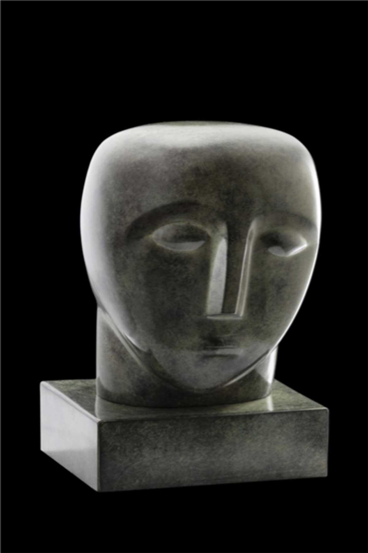 Boldi, Head, bronze
